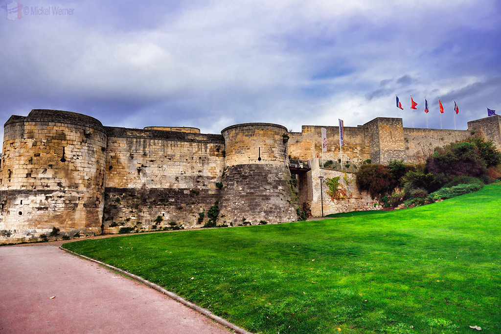 Castle/Fortress (Chateau Ducal) of Caen