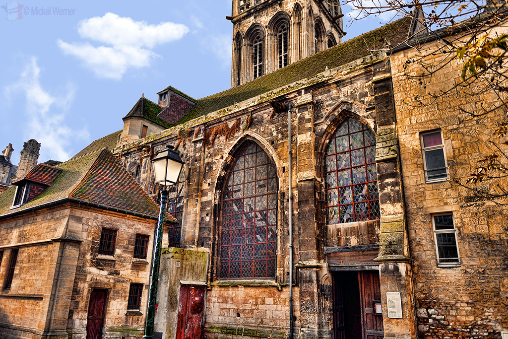 Saint-Saveur Church of Caen