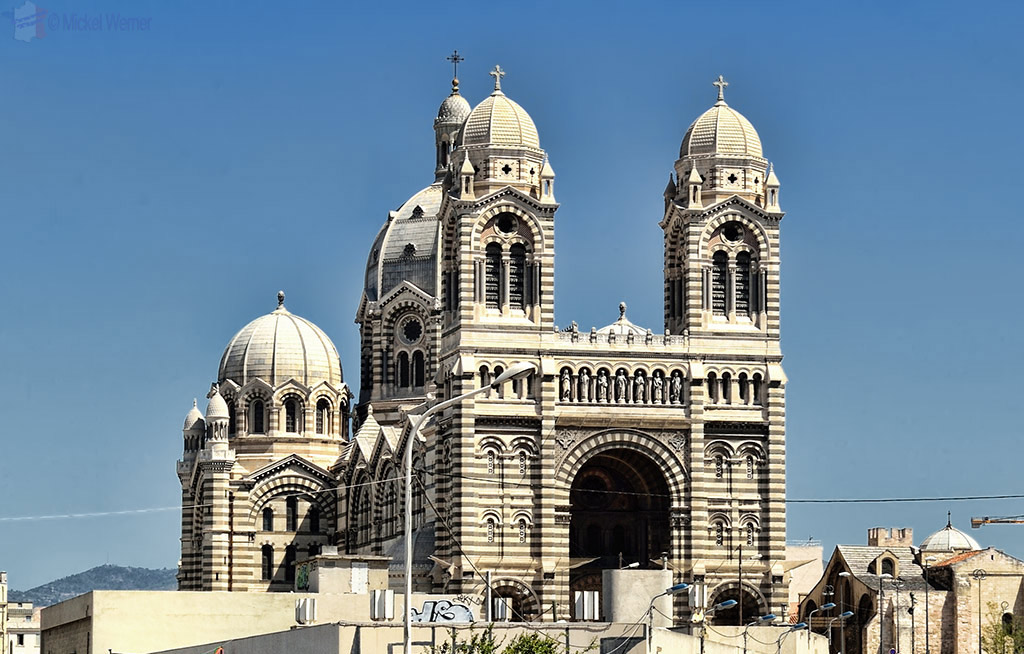 Sainte-Marie-Majeure Cathedral of Marseilles