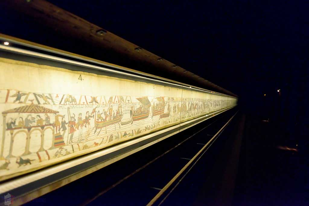 Bayeux – The Tapestry