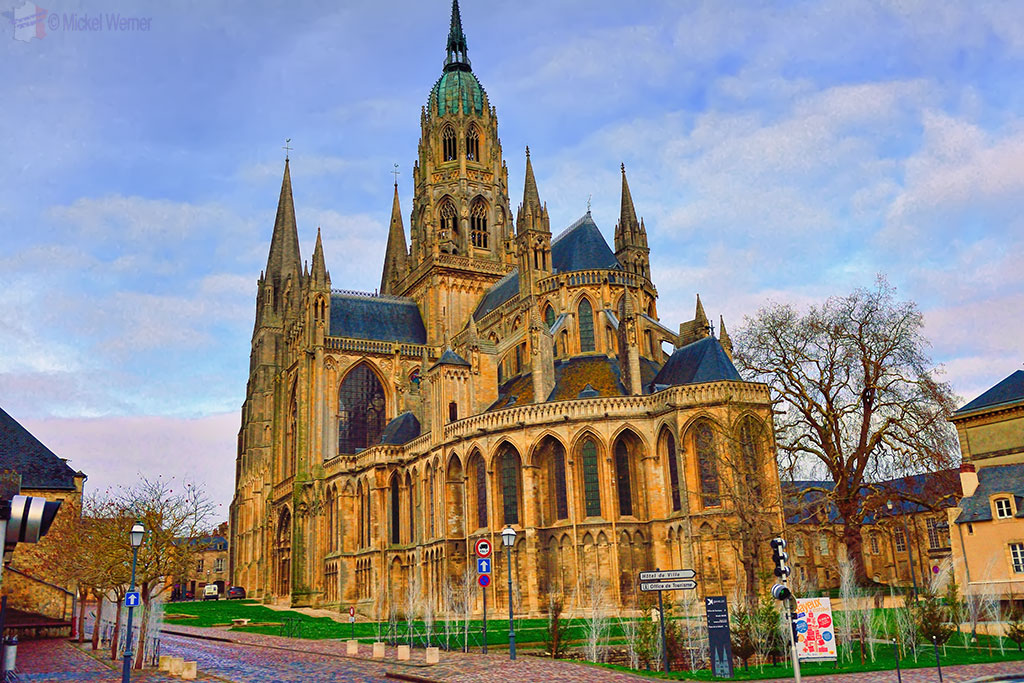 Bayeux – The Notre-Dame Cathedral
