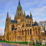 Bayeux - The Notre-Dame Cathedral