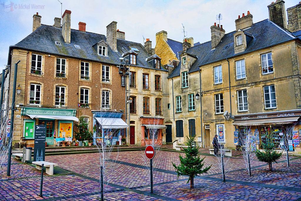 Square at Bayeux