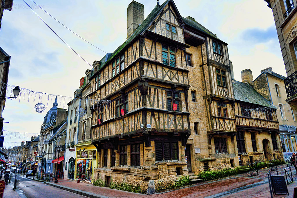 14th century Normandy-Style house in Bayeux