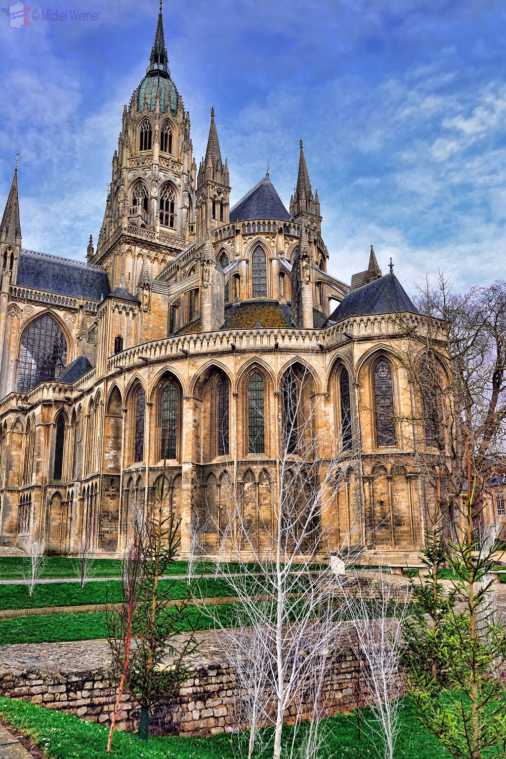 Notre-Dame cathedral of Bayeux