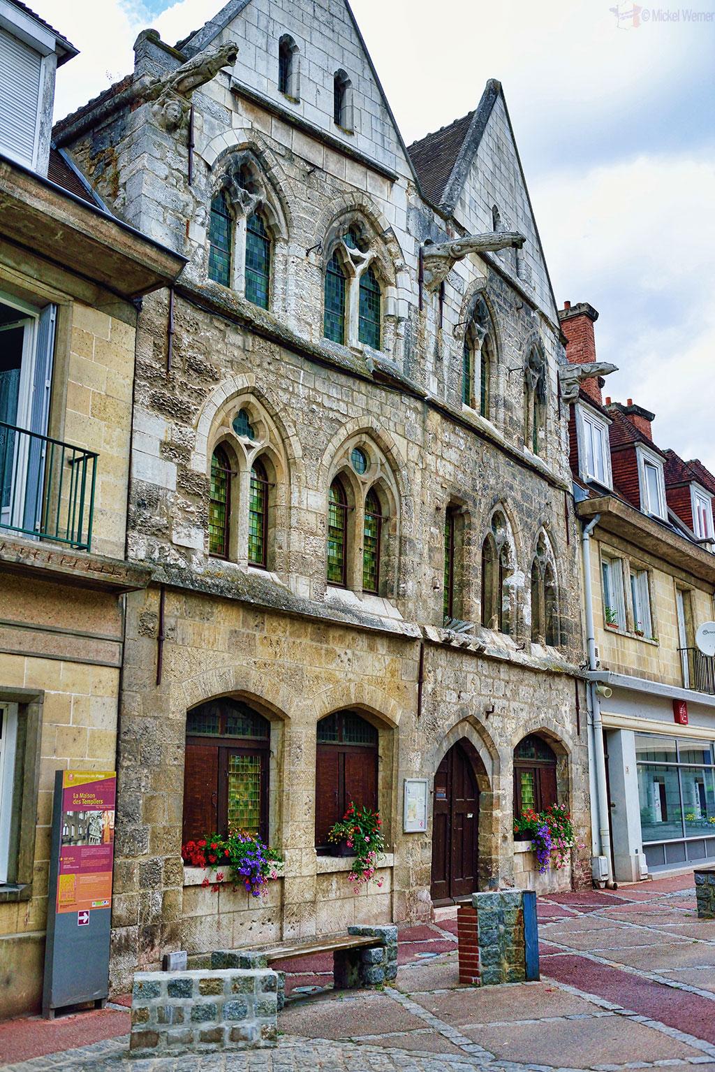 Templars' House in Caudebec-en-Caux