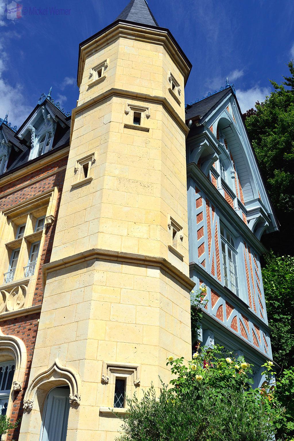 Manoir de Retival in Caudebec-en-Caux