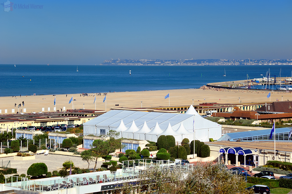 Deauville beach and conference centre