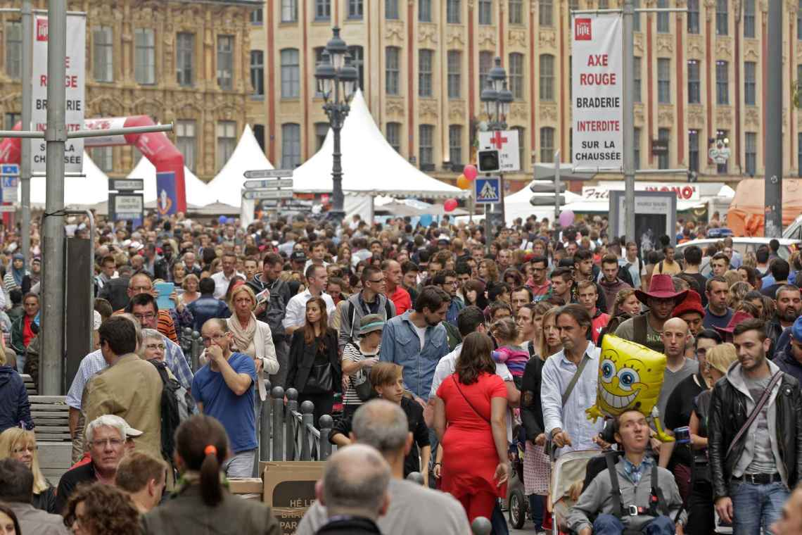 Lille Street Market (c) 20Minutes