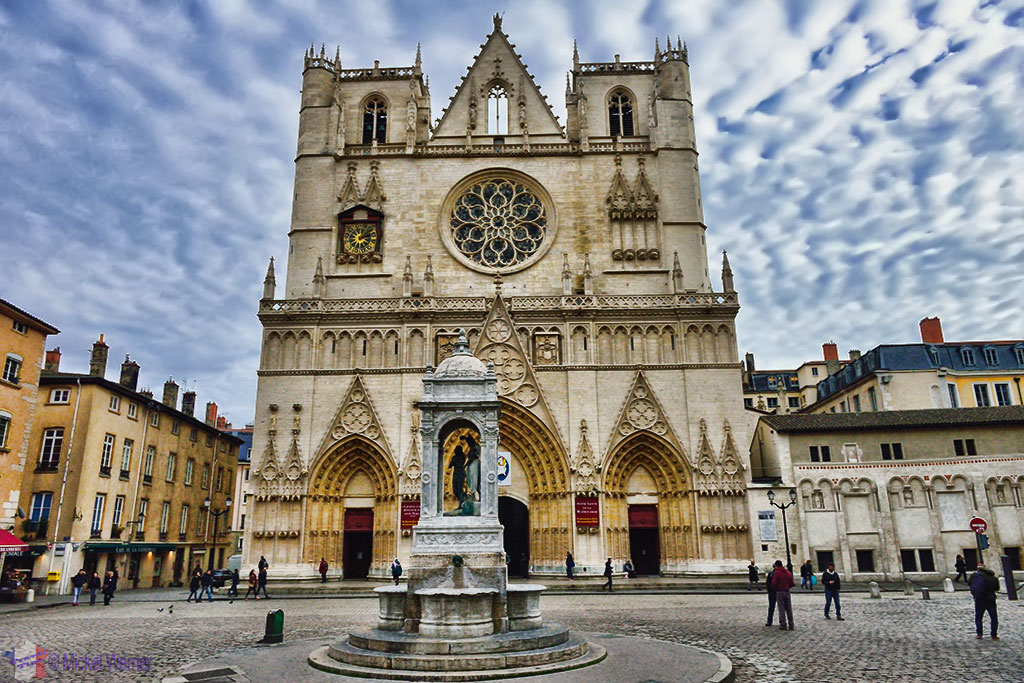 Saint John the Baptist Cathedral of Lyon