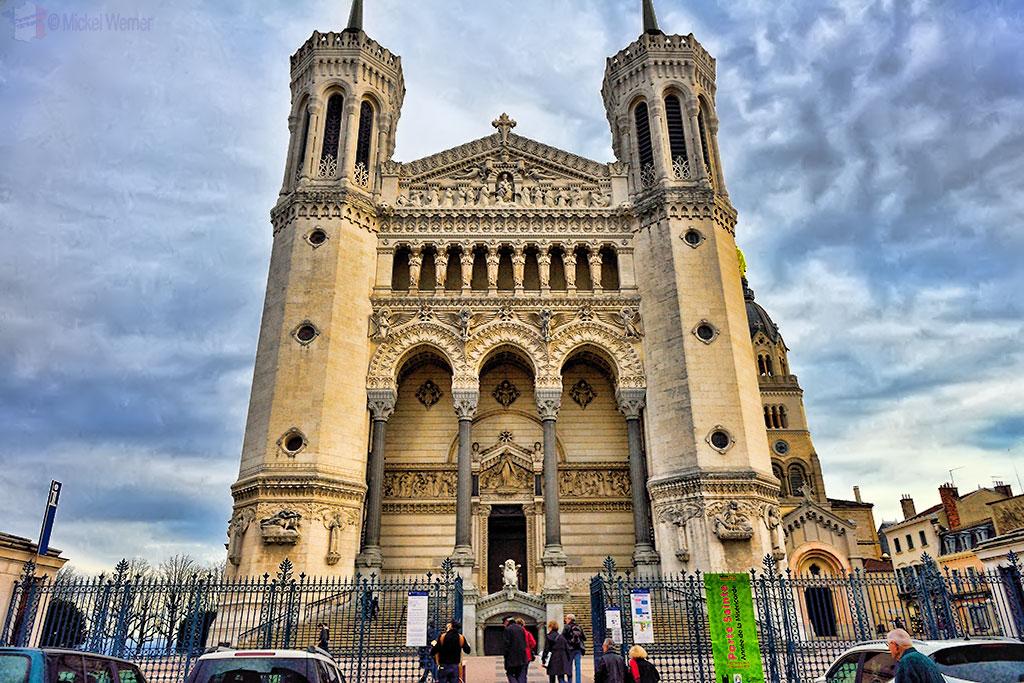 Lyon – The Beautiful Basilica Church