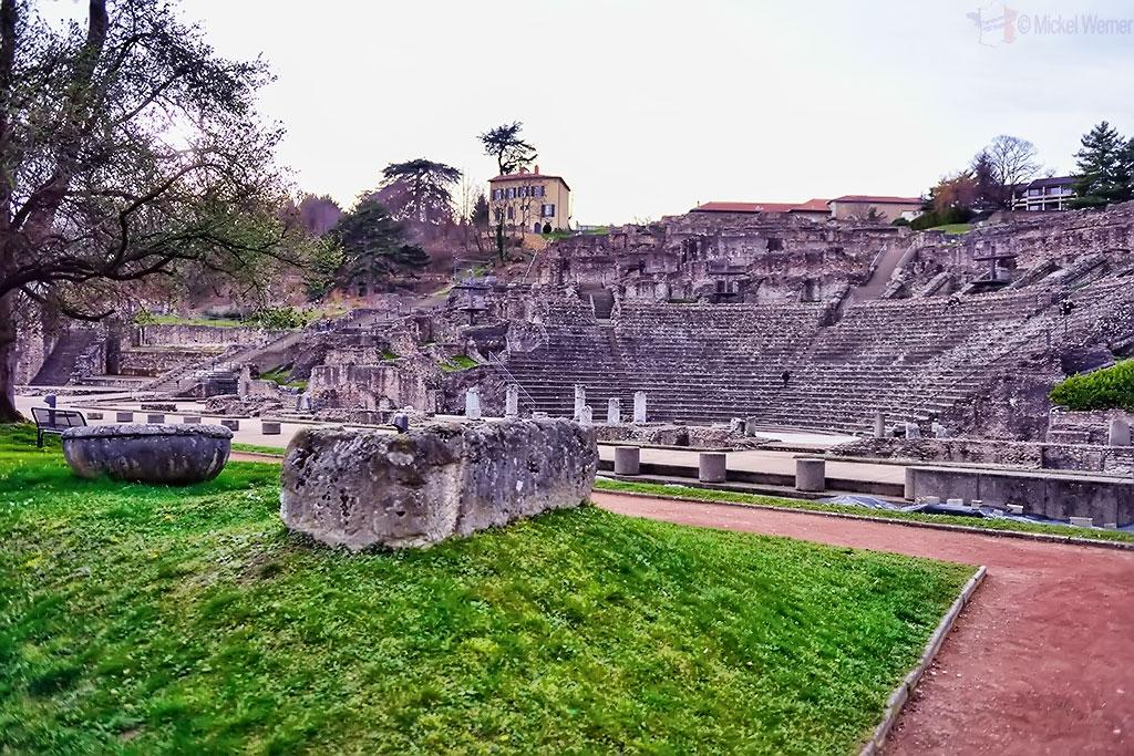 Lyon – The Roman Theatre