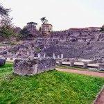 Lyon - The Roman Theatre