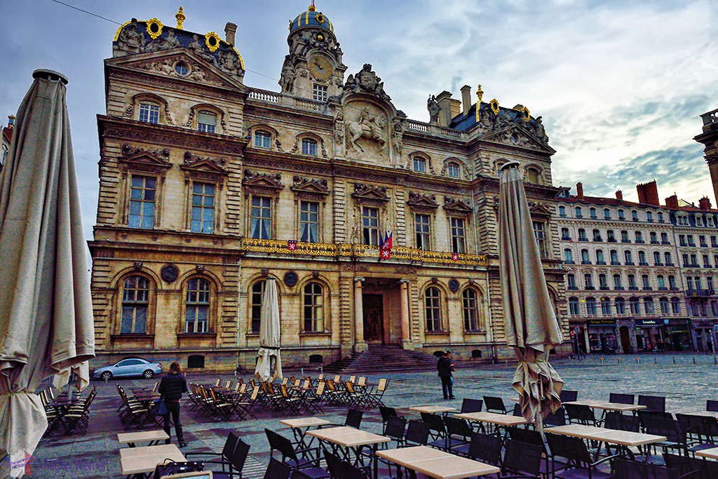 The Mairie of Lyon