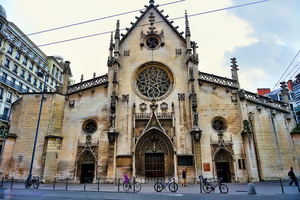 Eglise (church) Saint-Bonaventure de Lyon