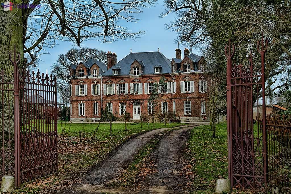 Chateau du Profil at Butot-Venesville