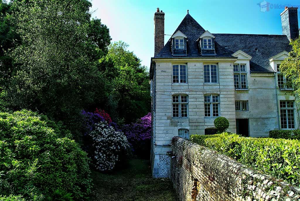 Gommerville's Castle Filieres