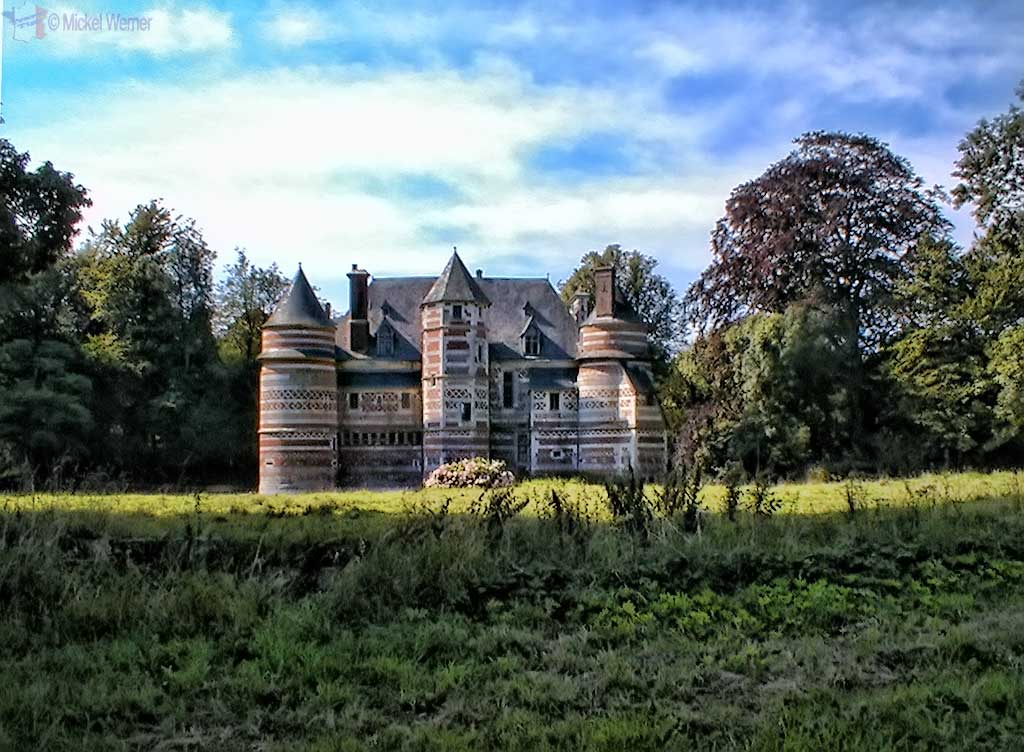 Auffay Manor at Oherville