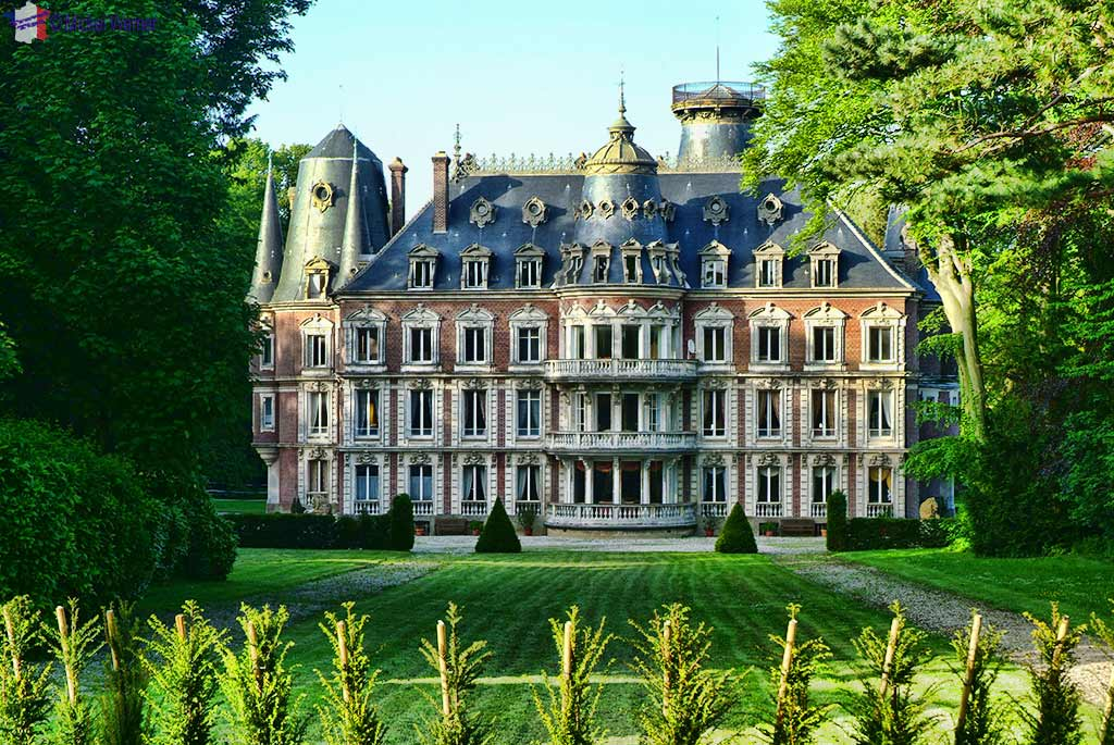Le Tilleul Castle – Chateau de Frefosse