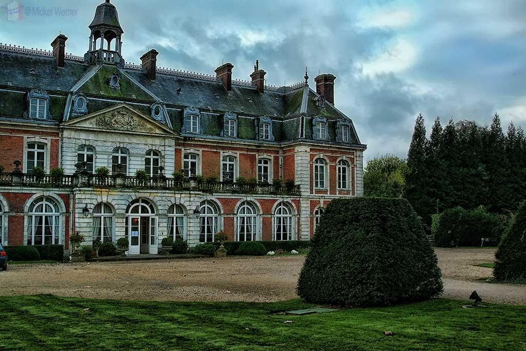 Villequier Castle – Chateau de Beaumesnil