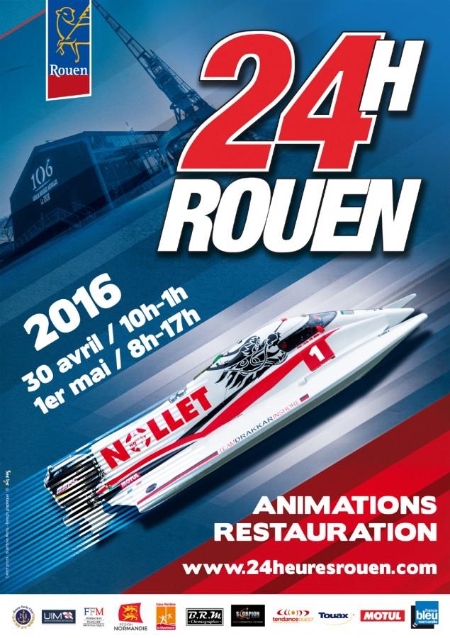 24 Hoursof Rouen