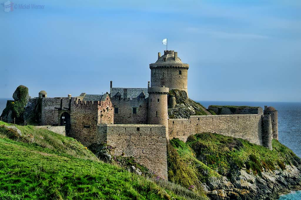 Plevenon Castle – Fort-La-Latte Fortress