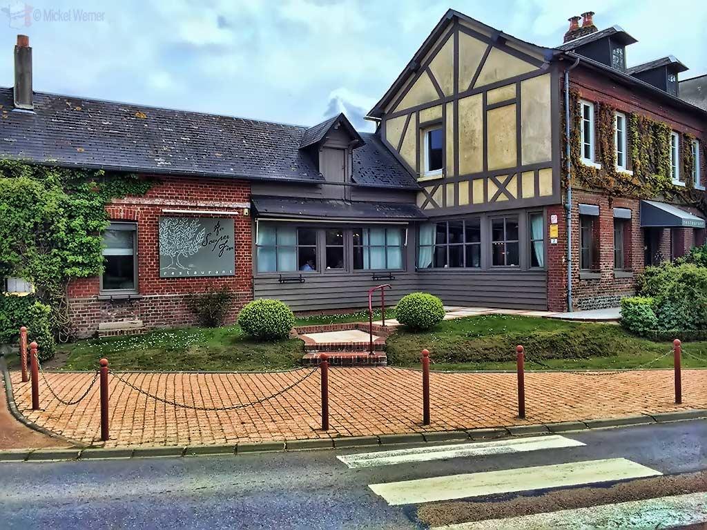 Restaurant St Malo Fouquet