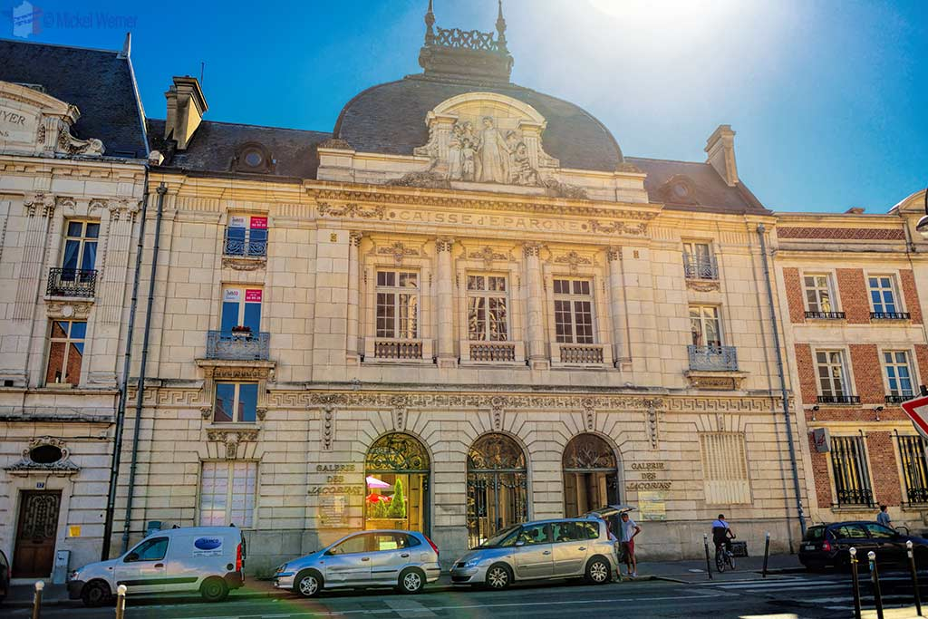 A bank in Amiens