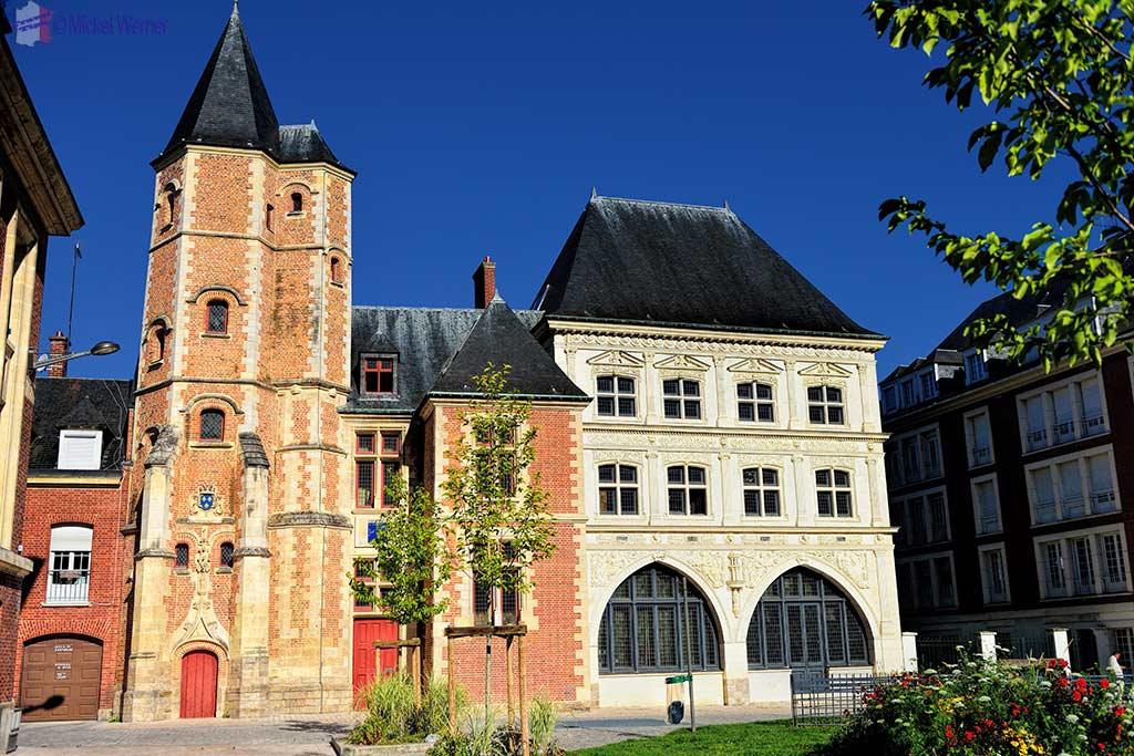 Logis du Roy et Maison du Sagittaire of Amiens