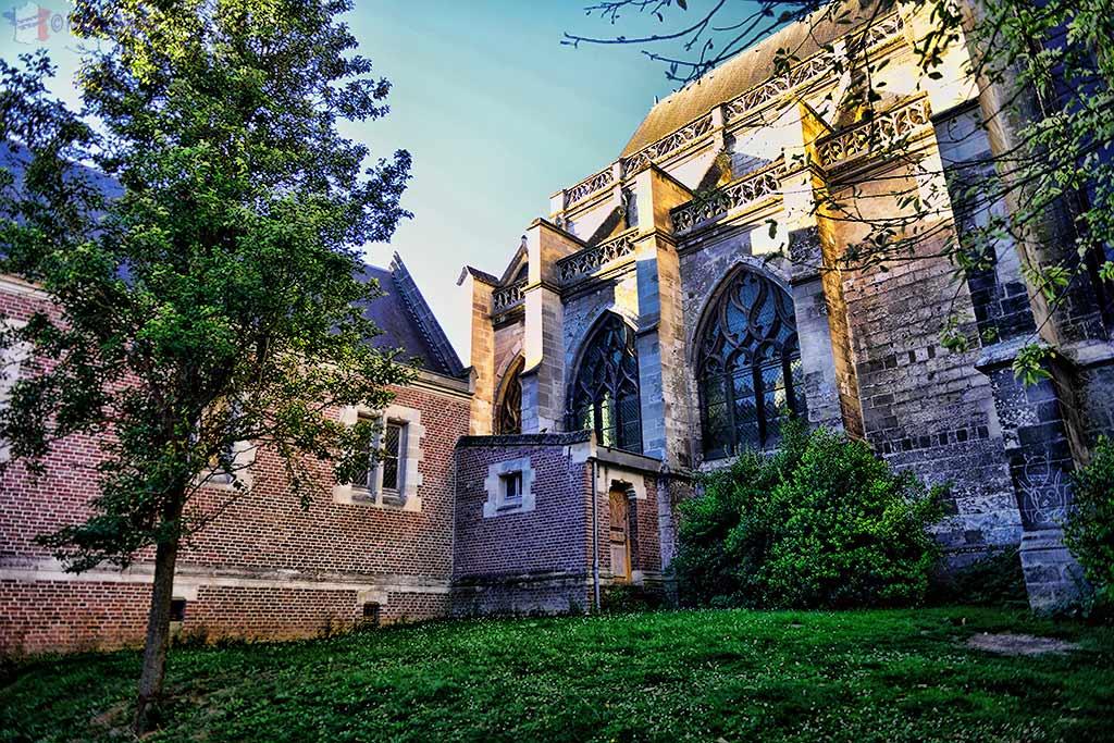 Saint-Germain-l'Ecossais Church of Amiens