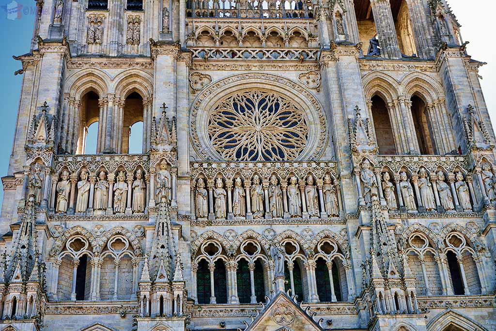 The Amiens Cathedral