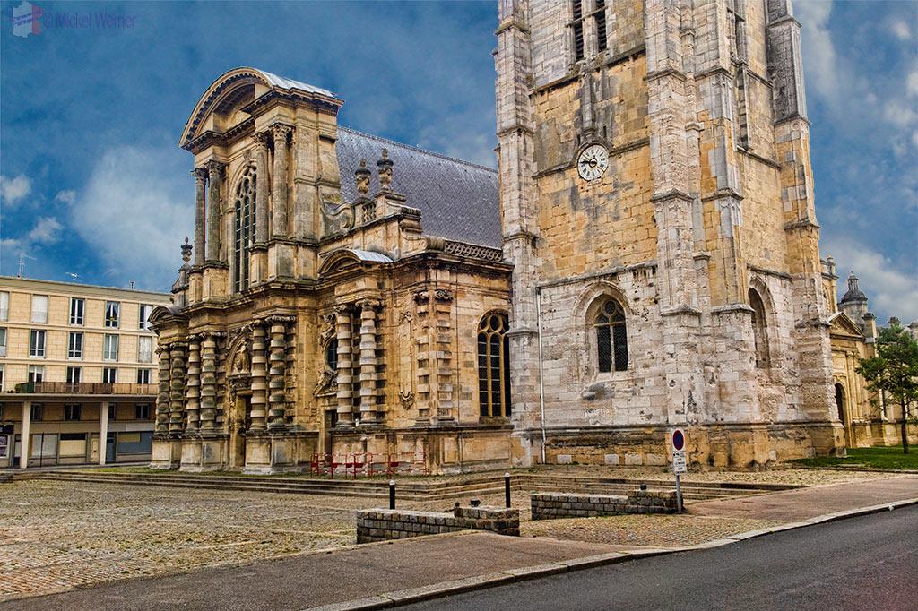 Le Havre – Cathedral Notre-Dame du Havre