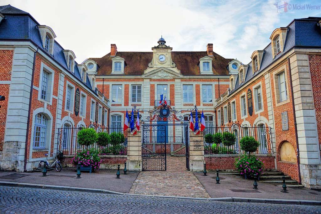 Mairie (city hall) of Lisieux