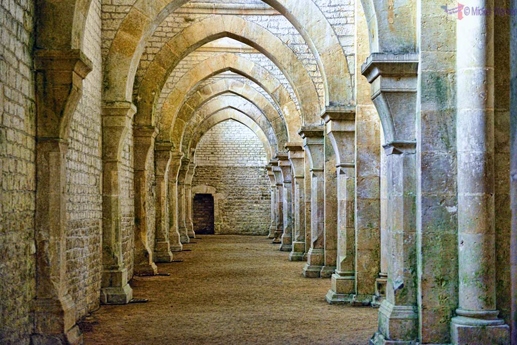 Montbard – Fontenay Abbey