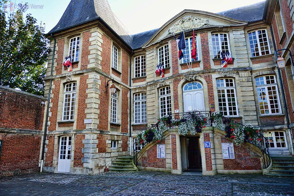 Mairie (City Hall) of Pont L'Eveque, Normandy