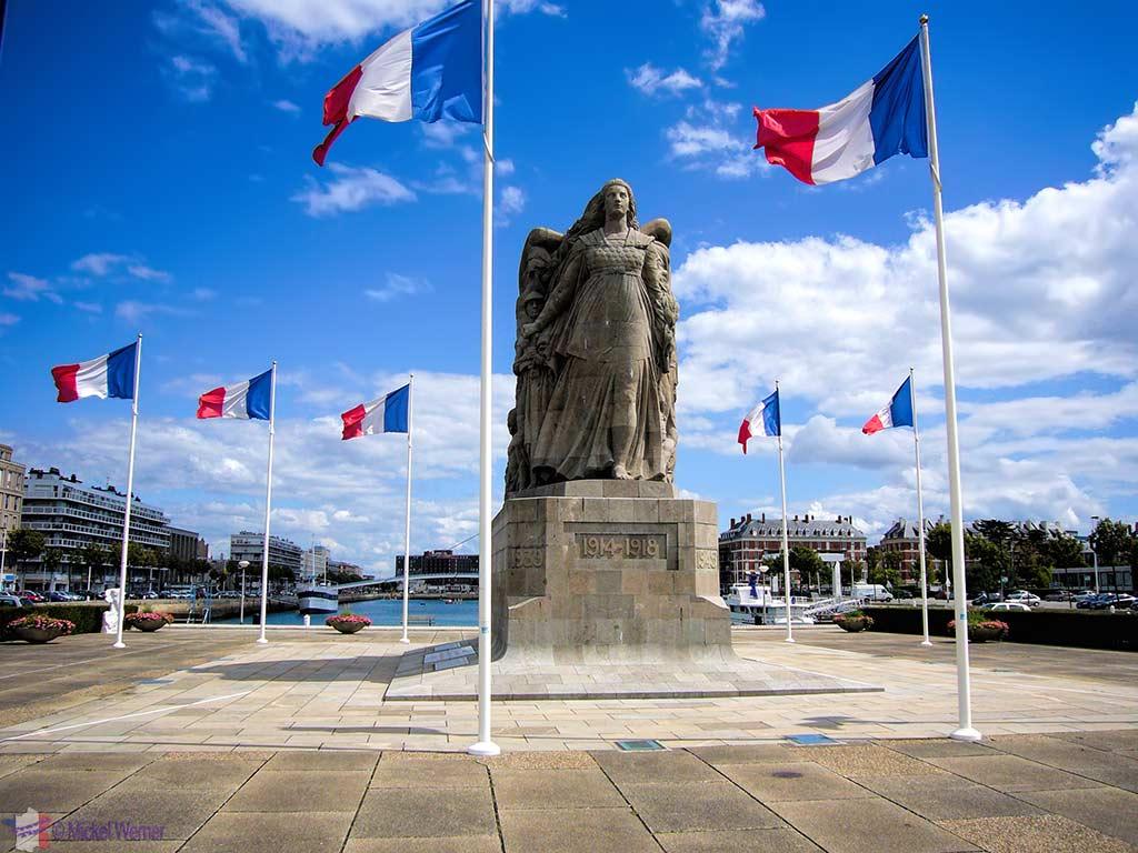 Le Havre War Memorial