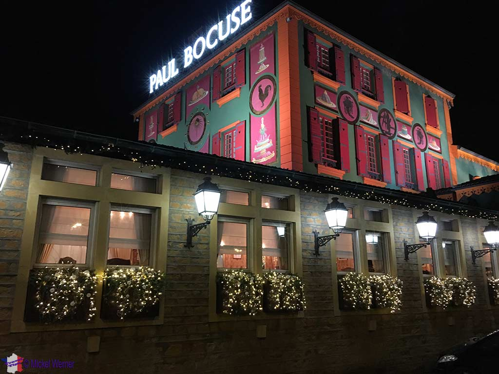 Lyon Restaurant – Paul Bocuse Auberge du Pont de Collonges