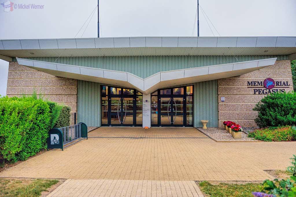 Pegasus Memorial Museum at Ranville