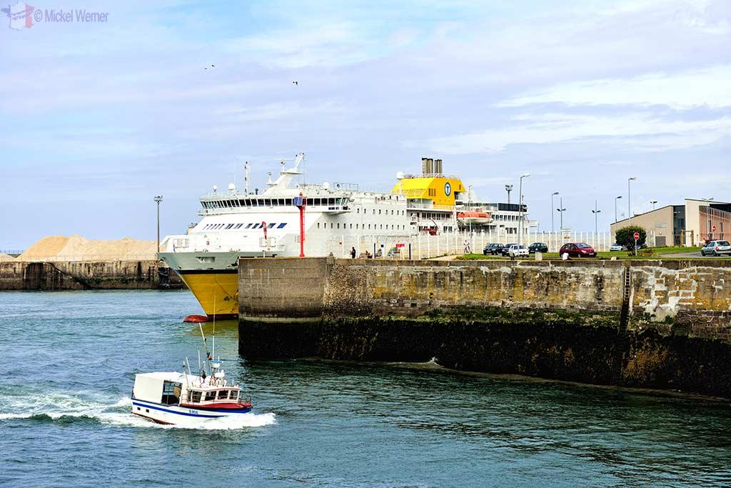 Dieppe – The Ferry