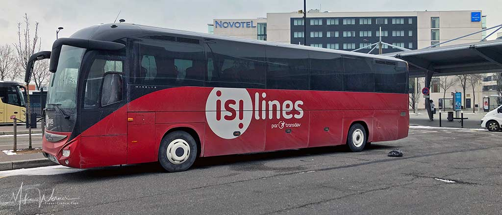 Isilines bus