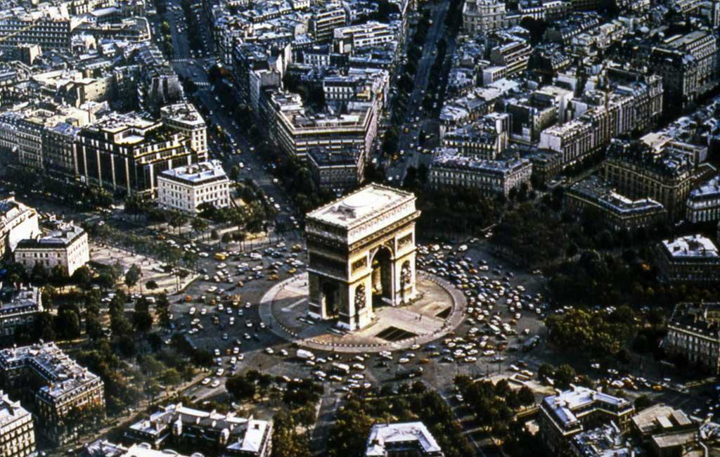 Place Charles de Gaulle/Etoile