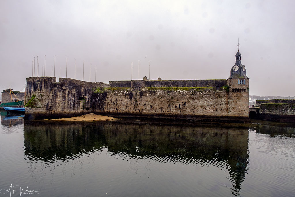 Concarneau – Fortress