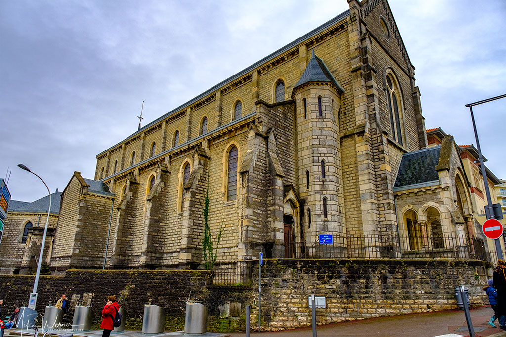 Saint Joseph Church of Biarritz
