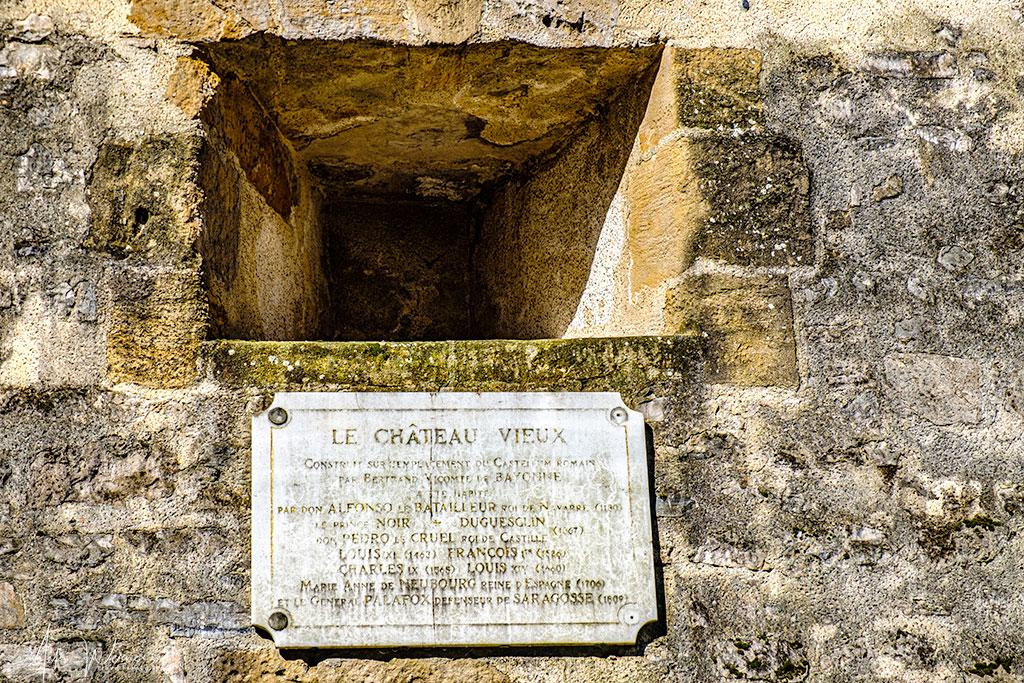 Bayonne Castle (le Chateaux Vieux)