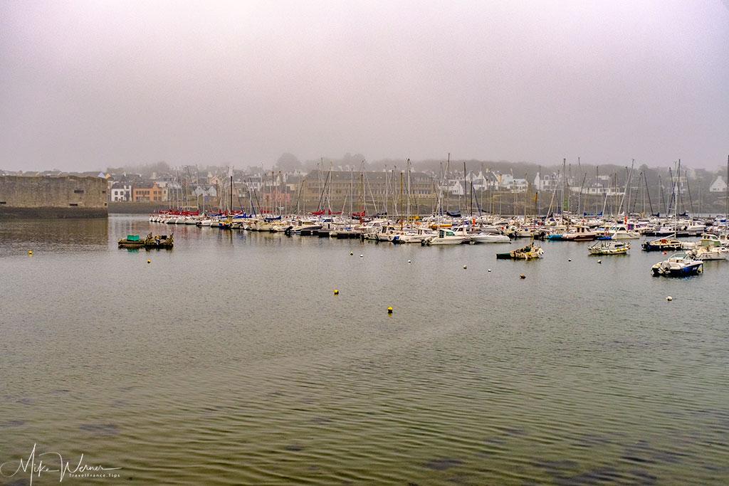 Harbour of Concarneau