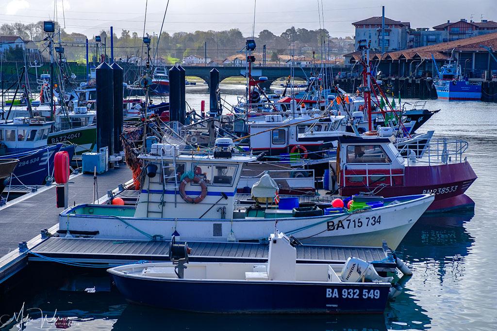 Saint-Jean-de-Luz harbour