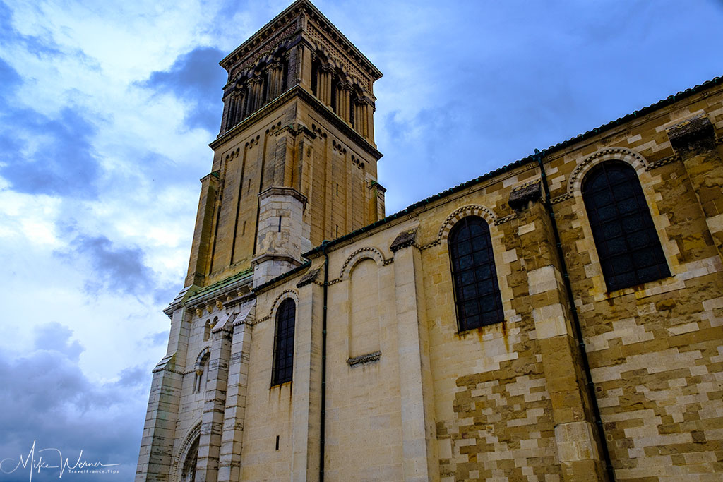 Cathedral 'Cathedrale Saint-Apollinaire de Valence'