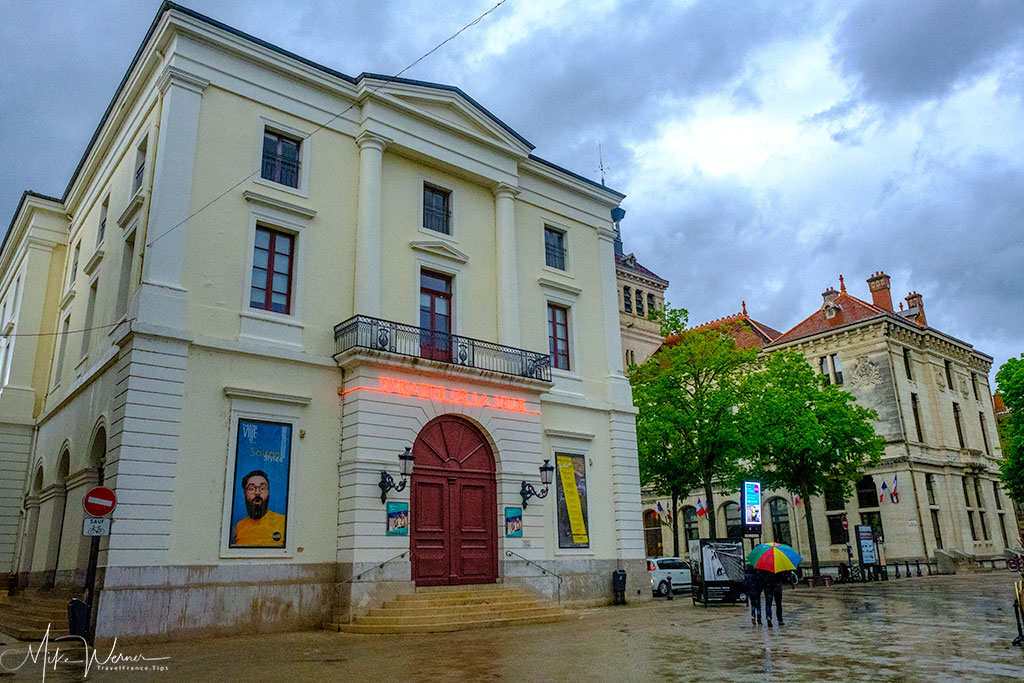 Theatre building in Valence