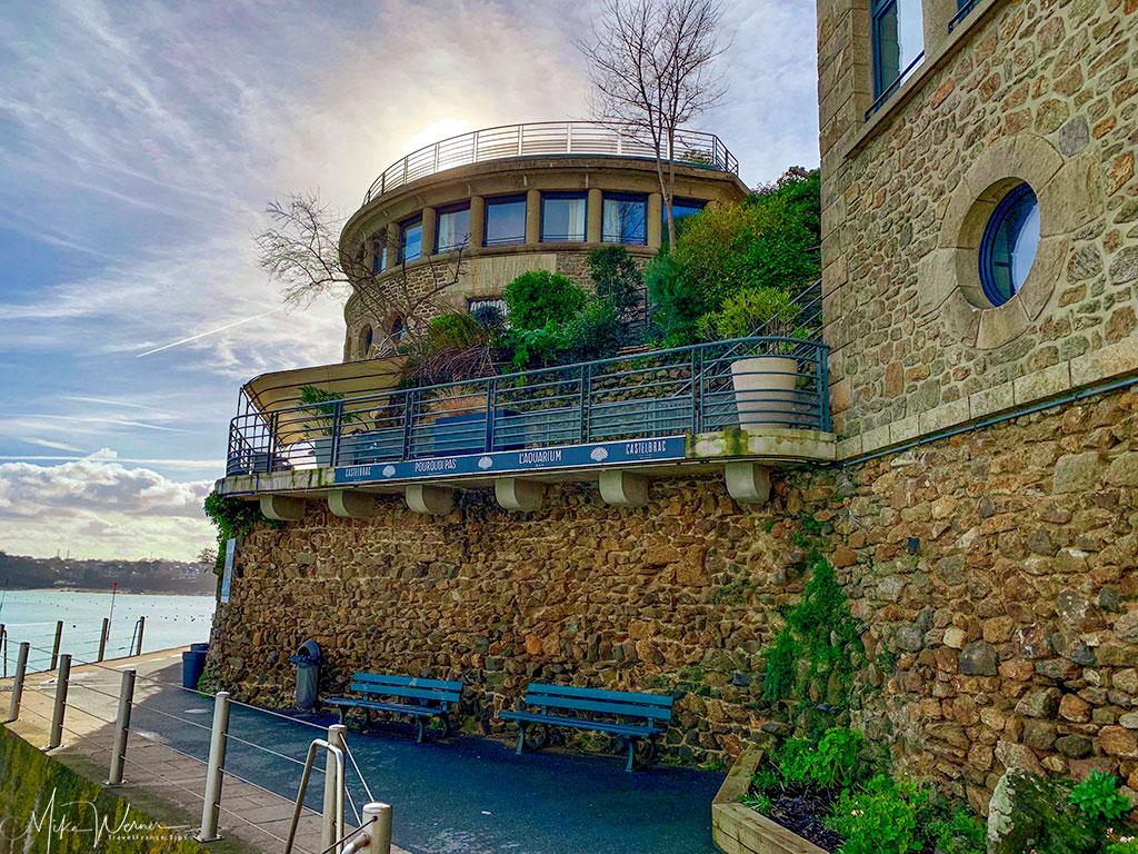 Castlebrac 5-star hotel in Dinard'
