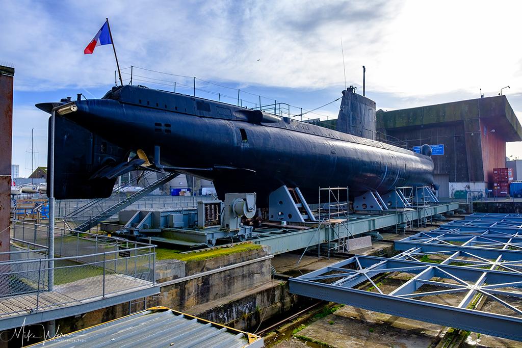 Lorient – Flore Submarine Museum